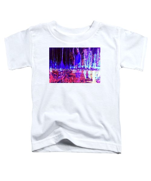 City By The Sea L Toddler T-Shirt