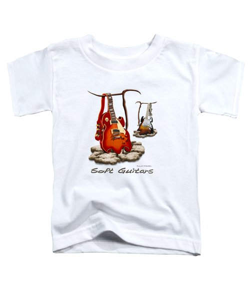 Classic Soft Guitars Toddler T-Shirt