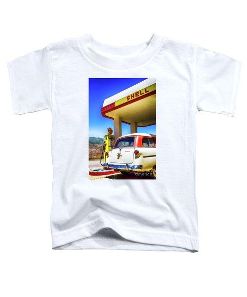 Classical Gas Toddler T-Shirt