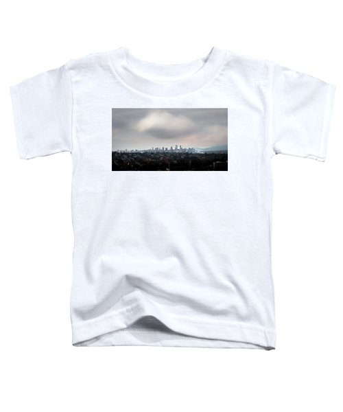Cloud On Vancouver  Toddler T-Shirt