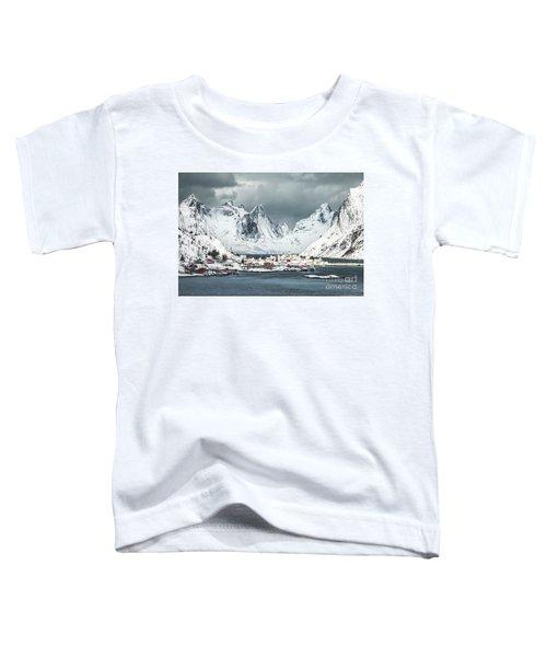 Cold World Toddler T-Shirt