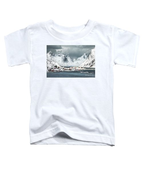 Cold World Toddler T-Shirt