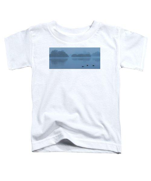 Misty Dawn Toddler T-Shirt