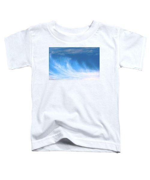 Colours. Blue Toddler T-Shirt