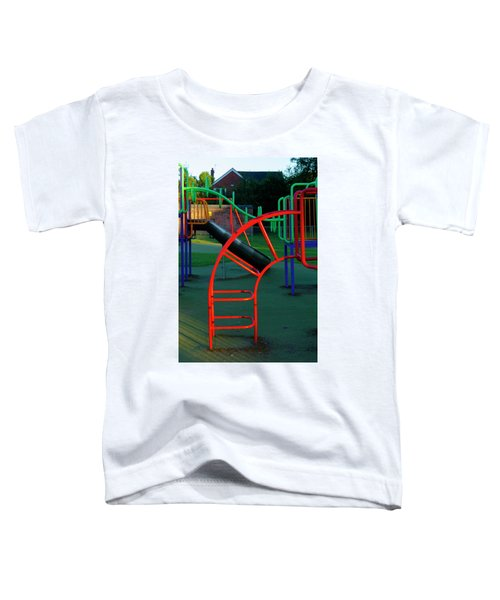 Colours. Red  Toddler T-Shirt