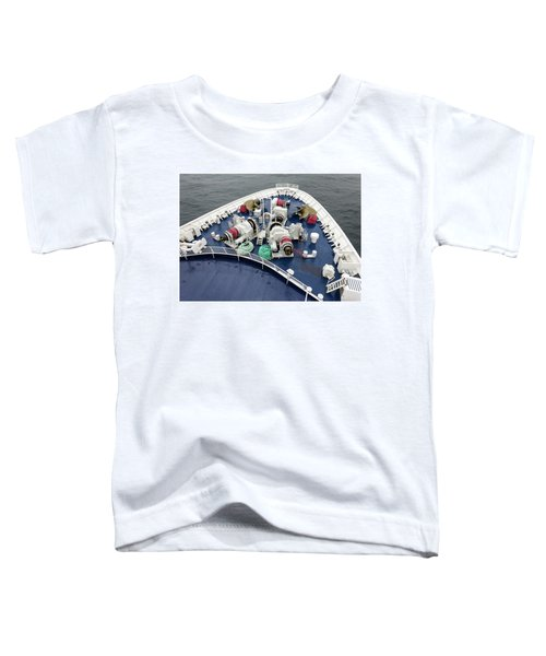 Colours. Sea Green Toddler T-Shirt