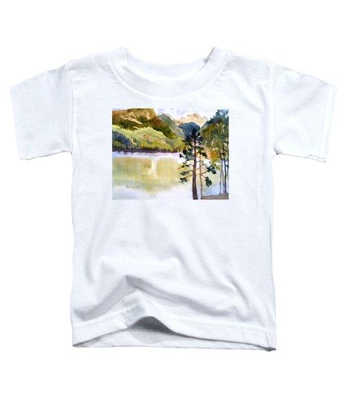 Como Lake Toddler T-Shirt