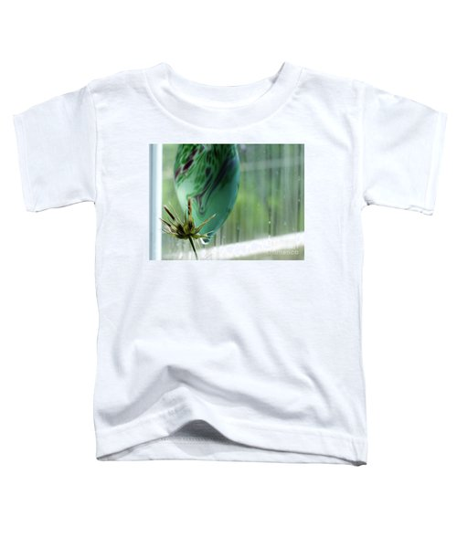 Composition In Green Toddler T-Shirt