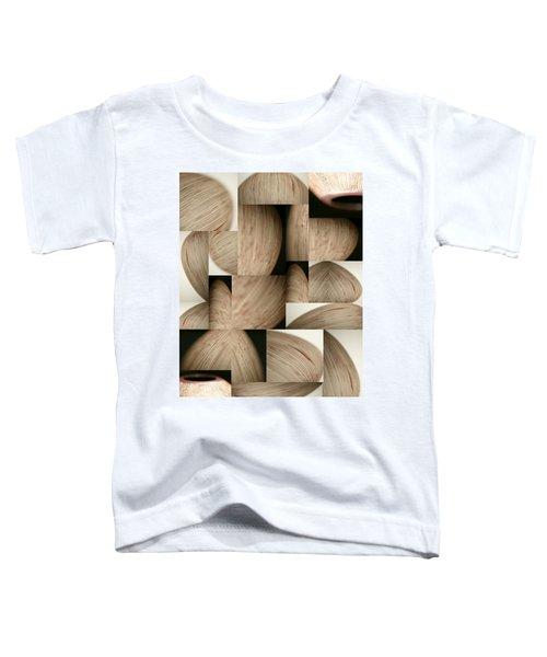 Crescents Toddler T-Shirt