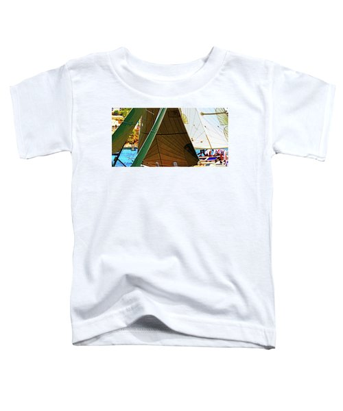 Crossing Sails Toddler T-Shirt