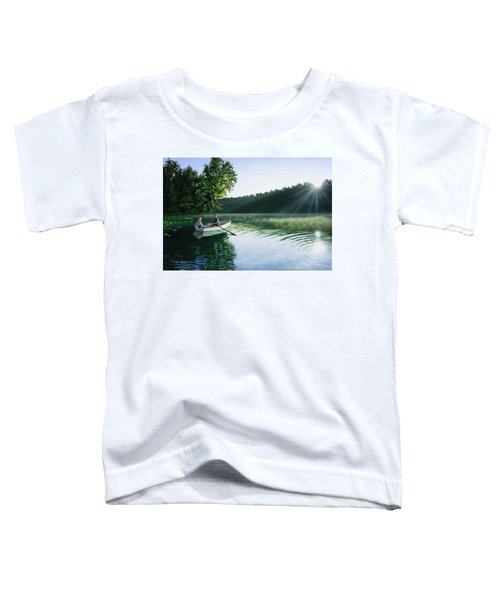 Cruise For Two Toddler T-Shirt