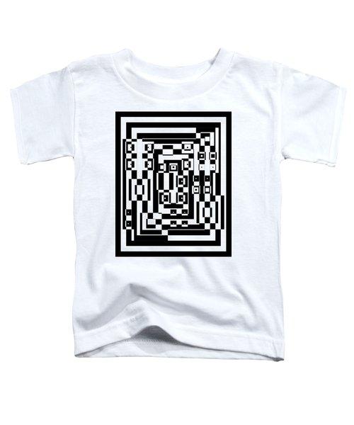 Cubical Cubes  Toddler T-Shirt