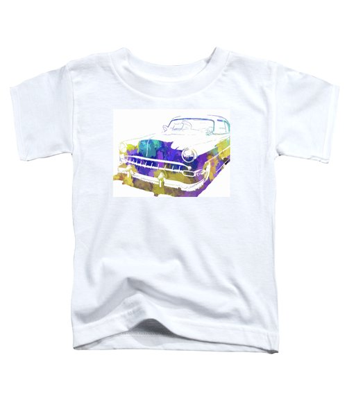 Custom 1954 Chevy Abs Inv Toddler T-Shirt