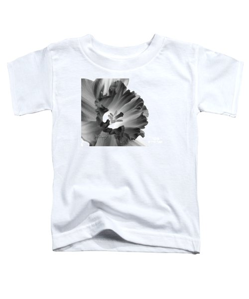 Daffodil Cornered Toddler T-Shirt