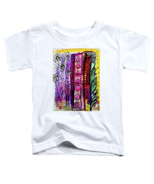 Daisy Field Toddler T-Shirt