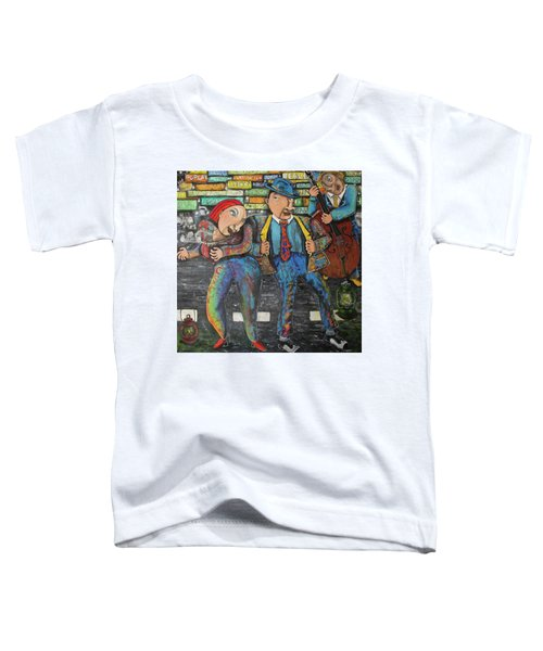 Dancing In The Street Toddler T-Shirt