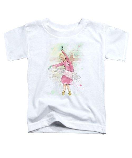 Dancing Queen Toddler T-Shirt