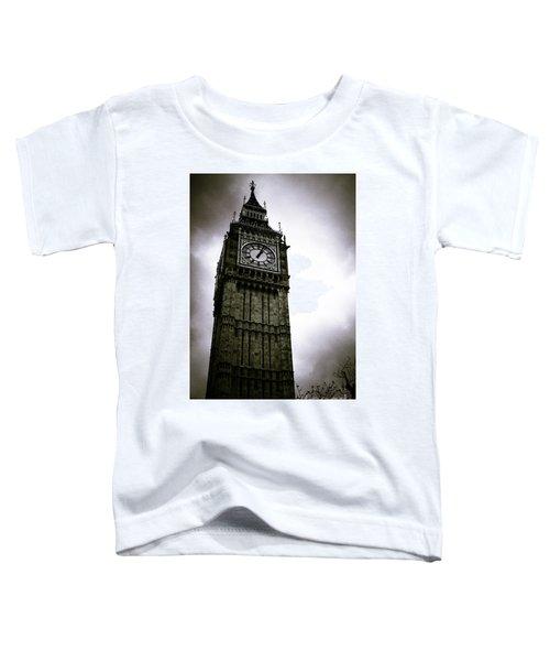 Dark Big Ben Toddler T-Shirt