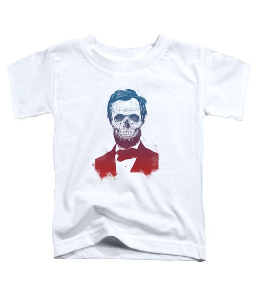 Dead Lincoln Toddler T-Shirt