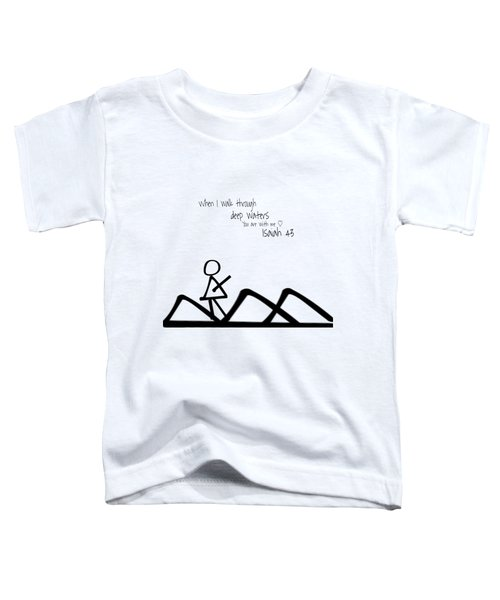 Deep Waters Toddler T-Shirt