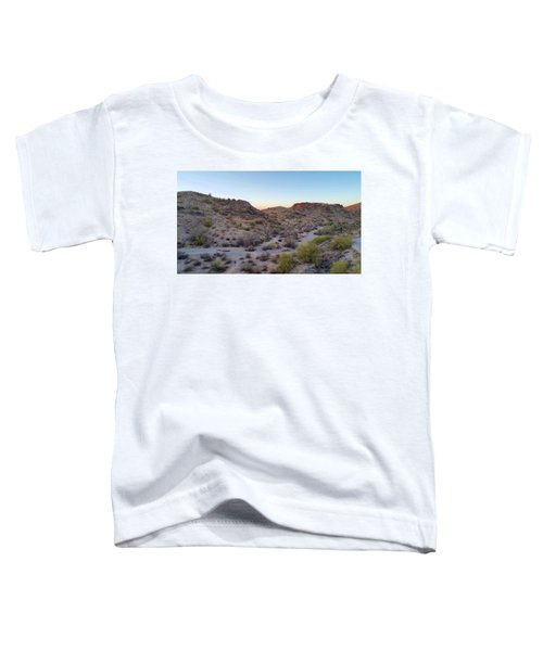Desert Canyon Toddler T-Shirt