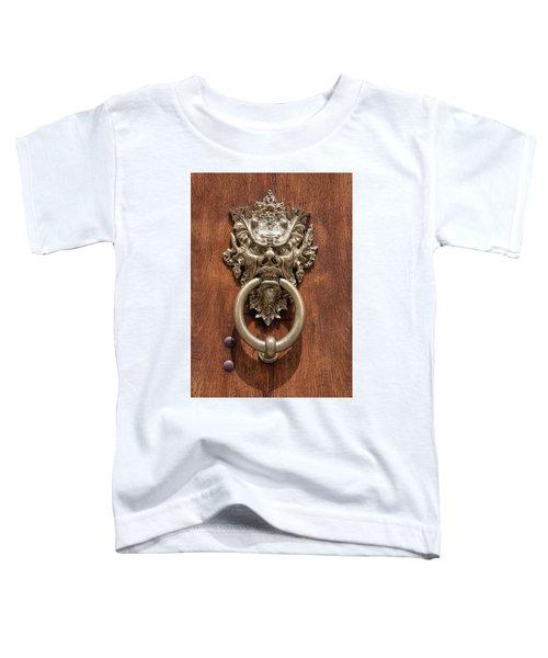 Devil Door Of Venice Toddler T-Shirt