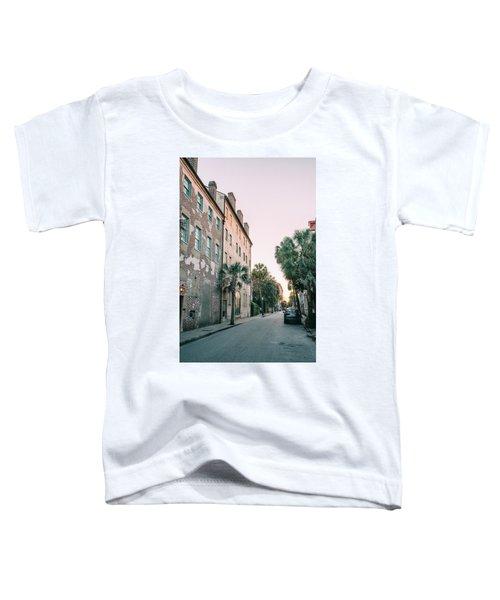 Dipping Light Toddler T-Shirt