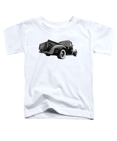 Dodge Truck 1947 Rear View Toddler T-Shirt