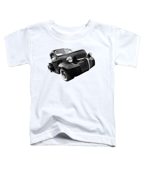Dodge Truck 1947 Side View Toddler T-Shirt