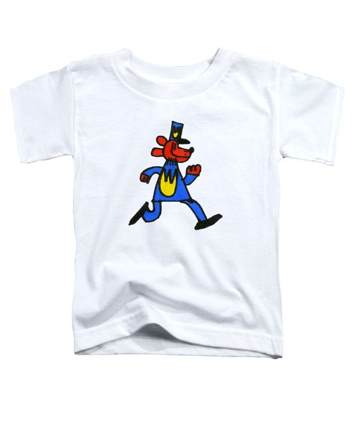 Dogman Toddler T-Shirt
