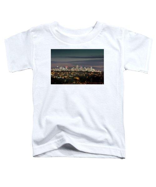 Downtown Dusk Toddler T-Shirt
