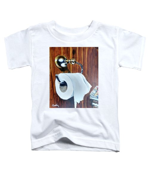 Duchamp's Paperwork Toddler T-Shirt