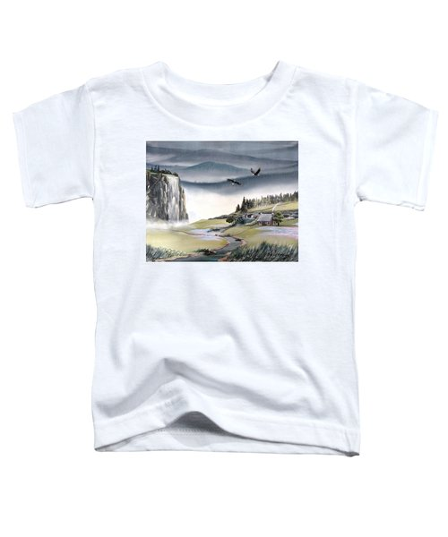 Eagle View Toddler T-Shirt