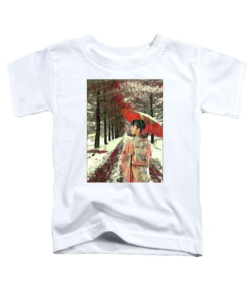 Early Snow Toddler T-Shirt