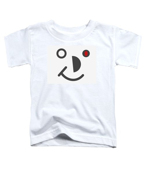 East Asia Red Eye Toddler T-Shirt