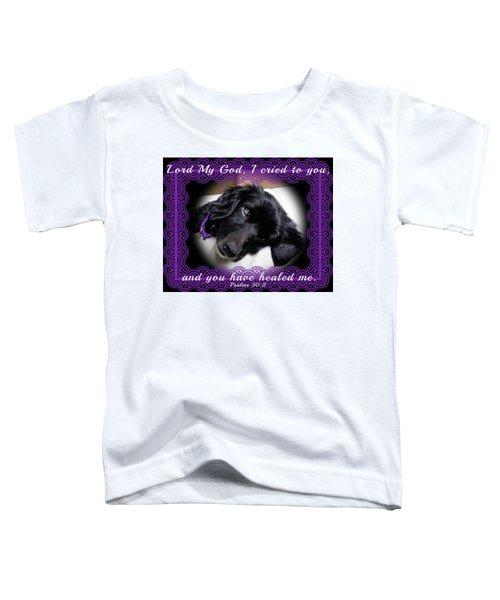 Edie Framed Toddler T-Shirt