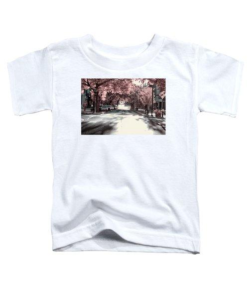 Empty Street Toddler T-Shirt