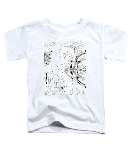 Endless Flow Toddler T-Shirt