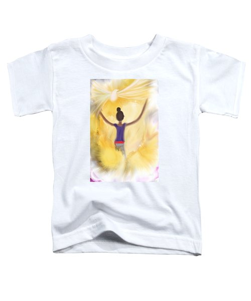 Eternal Presence Toddler T-Shirt
