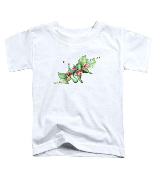Eucalyptus Macrocarpa Toddler T-Shirt