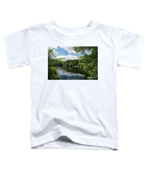 Euchee Creek Park - Grovetown Trails Near Augusta Ga 2 Toddler T-Shirt