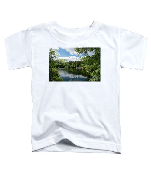 Euchee Creek Park - Grovetown Trails Near Augusta Ga 2 Toddler T-Shirt