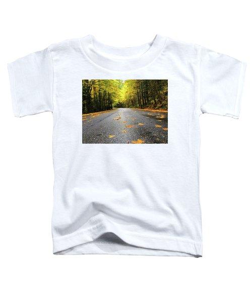 Fall Drive Toddler T-Shirt