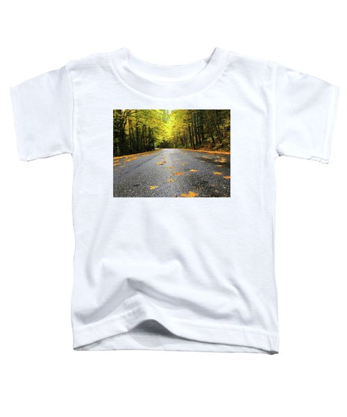 Fall Drive Toddler T-Shirt