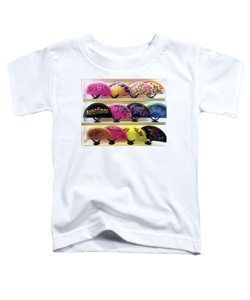 Fanned Out Toddler T-Shirt