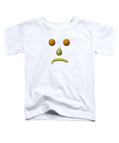 Feeling Fruity Frown Png Toddler T-Shirt