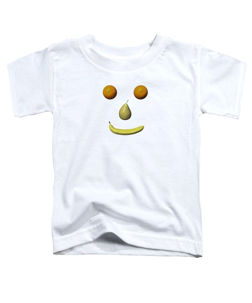Feeling Fruity Smile Png Toddler T-Shirt