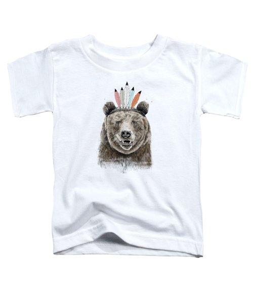Festival Bear Toddler T-Shirt
