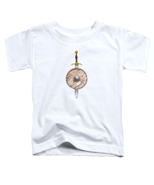 Fighter Toddler T-Shirt
