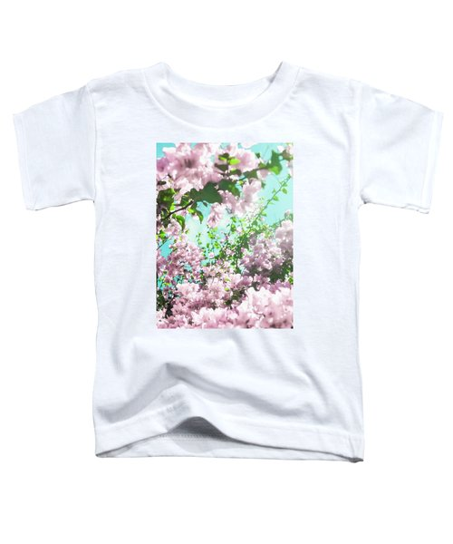 Floral Dreams Iv Toddler T-Shirt